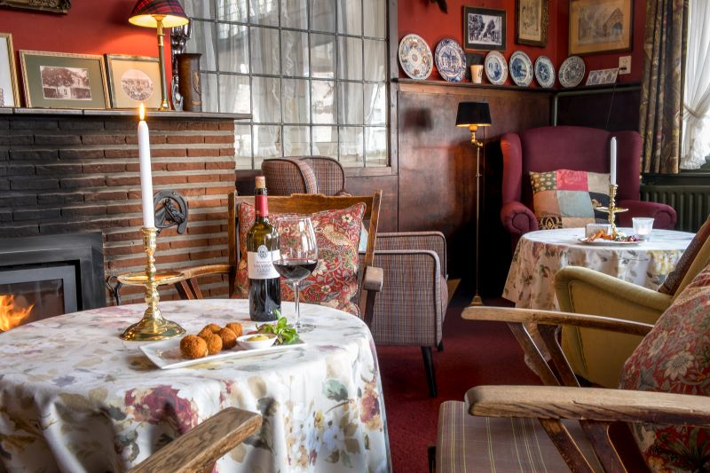 Cafe van Hotel Restaurant Bakker in Vorden