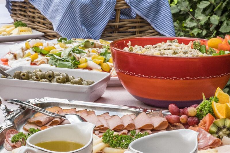 Catering van Hotel Restaurant Bakker op Locatie in Vorden