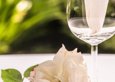 Catering bruiloft bij Hotel Restaurant Bakker in Vorden