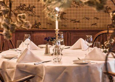 Dineren in stijl bij Restaurant Bakker in Vorden
