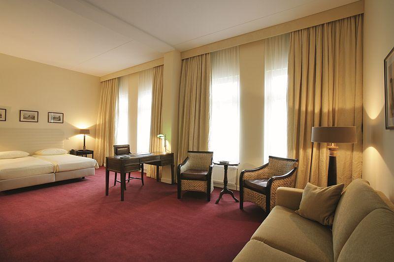Reserveer een familiekamer van Hotel Bakker in Vorden