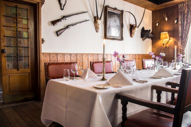 Grote Jachtzaal Hotel Restaurant Bakker in Vorden