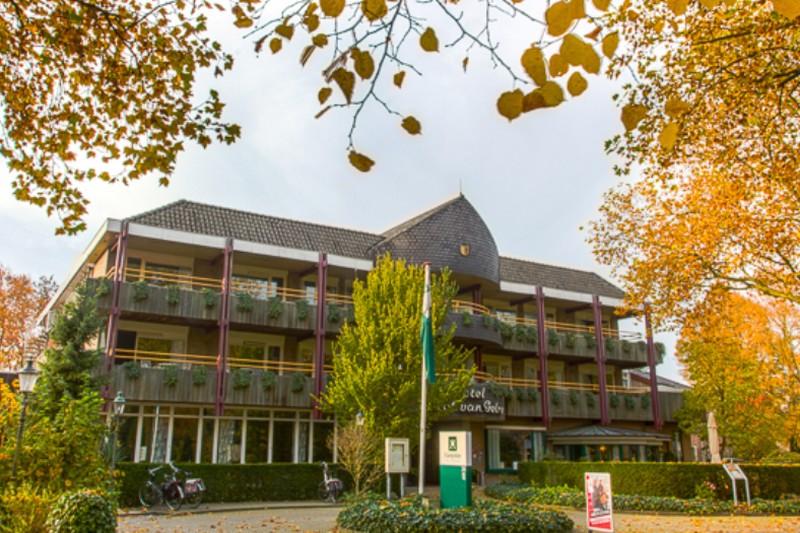 Ontdek Hotel Hof van Gelre in Lochem tijdens deze fietsvierdaagse