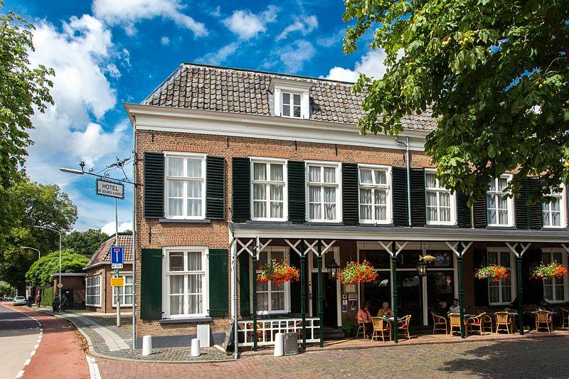 Lekker overnachten en ontbijten bij Hotel-Restaurant Bakker in Vorden en Hotel - Café - Restaurant 'De Gouden Karper' in Hummelo