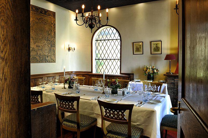De huiskamer van Hotel-Restaurant Bakker in Vorden