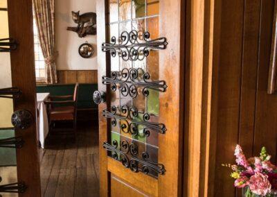 kijkje in de Jachtzaal Hotel Restaurant Bakker in Vorden
