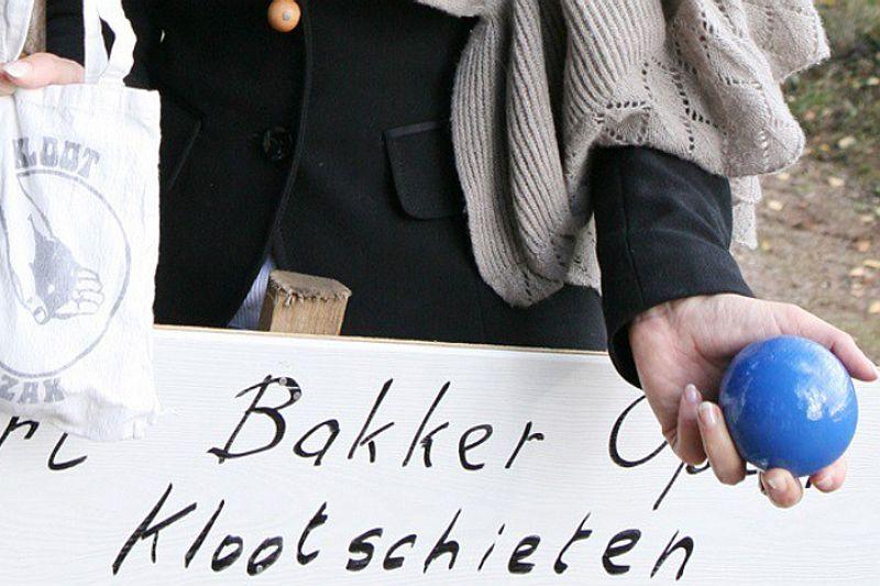 Bakker Open Klootschieten met Hotel-Restaurant Bakker in Vorden