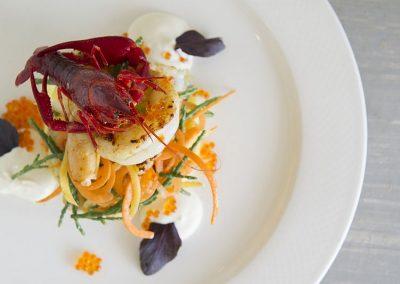 Lekker dineren en overnachten bij Restaurant Bakker in Vorden