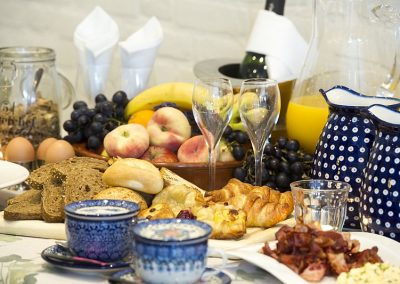 Lekker overnachten en ontbijten bij Hotel-Restaurant Bakker in Vorden