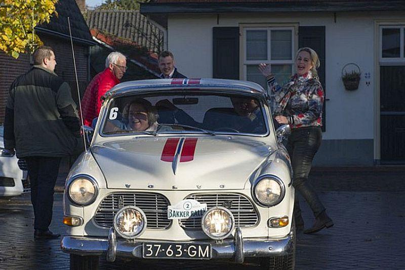 Achterhoek Oldtimer Rally vanuit Hotel-Restaurant Bakker in Vorden