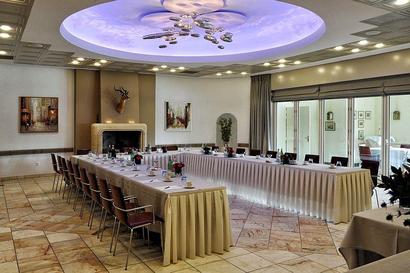 Tagungen abhalten im großen Saal von Hotel-Restaurant Bakker in Vorden