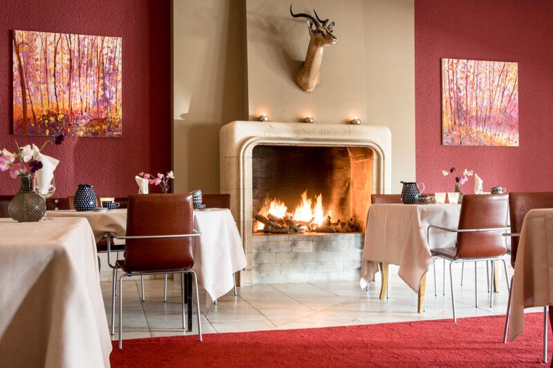 Vergaderzaal van Hotel restaurant Bakker in Vorden