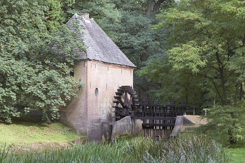 Watermolen Hackfort nabij Hotel-Restaurant Bakker in Vorden